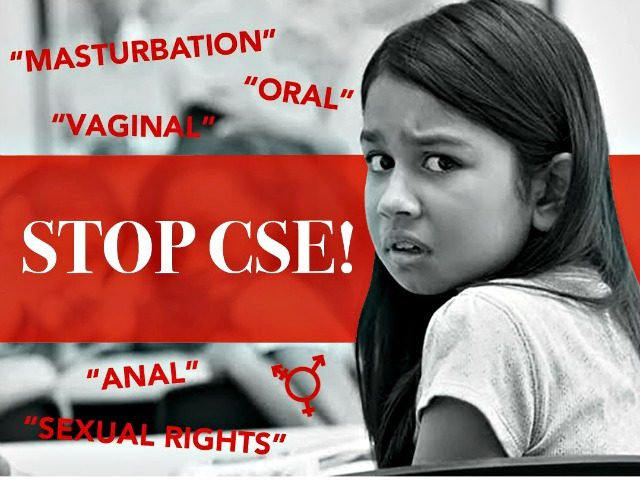 Comprehensive Sex Ed. Child Protection League Action