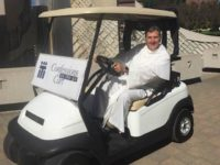Watch: Priest Offers Golf Cart 'Confessions on the Go' at Purdue Campus