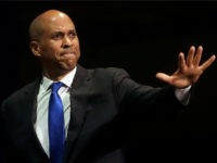 Cory Booker's Campaign Warns He May Not Be in Race 'Much Longer'