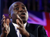 David Lammy Hails Song Lyrics Describing White 'Shame' 'Evil Ancestry'