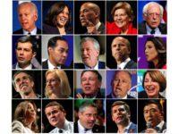 Democrat Presidential Contenders