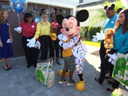 Disney Parks surprise