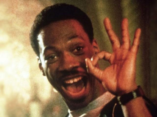 Eddie Murphy in Beverly Hills Cop (1984)