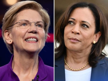 Poll: Elizabeth Warren Takes the Lead in California; Kamala Harris Flounders