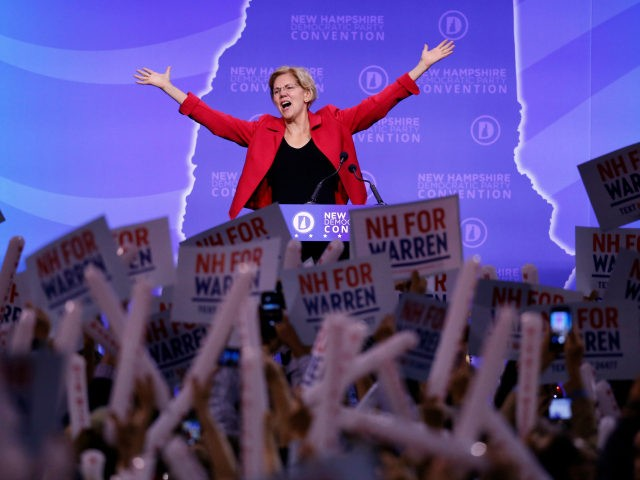 Reuters/Ipsos poll: Warren rises as solid Democratic option behind Biden, Sanders