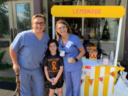 Girl Who Helped Raise $20K for St. Jude with Lemonade Stand Declared Cancer-Free