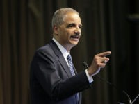Eric Holder: 'Democrats' Need to Know 'Borders Mean Something'