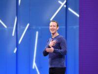 Facebook chief Mark Zuckerberg