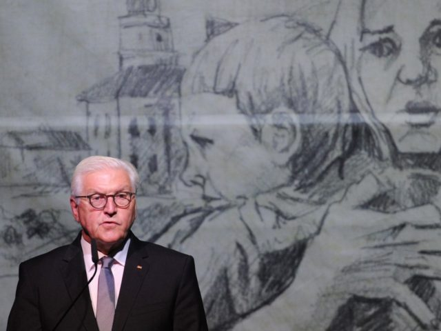 German Pres  Seeks Poland's Forgiveness over World War II