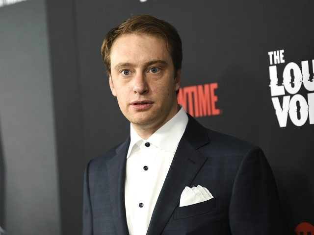"Co-executive producer and writer Gabriel Sherman attends the premiere of the ShowTime limited series ""The Loudest Voice"" at the Paris Theatre on Monday, June 24, 2019, in New York. (Photo by Evan Agostini/Invision/AP)"