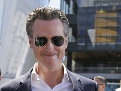 Gavin Newsom (Eric Risberg / Associated Press)