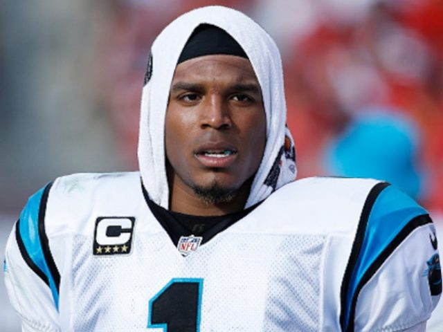 Panthers QB Newton confirms he hid injury from team