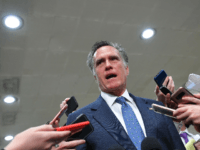 Mitt Romney Says Trump Allegedly Asking Ukraine to Investigate Biden Is Extremely 'Troubling'