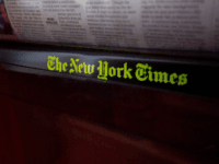 Another New York Times Editor Made Racist, Anti-Semitic Comments