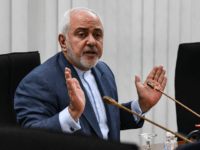 Iran's Foreign Minister Mohammad Javad Zarif speaks at the Islamic World Forum in Kuala Lumpur on August 29, 2019. (Photo by Mohd RASFAN / AFP) (Photo credit should read MOHD RASFAN/AFP/Getty Images)