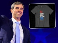 Beto O'Rourke Sells 'Hell Yes We're Going to Take Your AR-15' Shirts