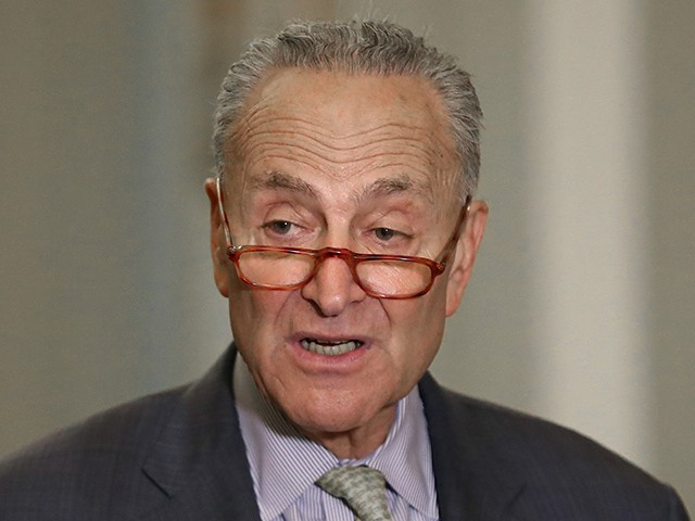 Schumer: 'Nasty' Trump Insulted Pelosi -- Called Her a 'Third-Rate Politician' | Breitbart