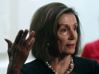 Speaker of the House Nancy Pelosi (D-CA) speaks to the media after a meeting with the House Democratic caucus one day after she announced that House Democrats will start an impeachment injury of U.S. President Donald Trump, on September 25, 2019 in Washington, DC. Yesterday Pelosi announced a formal impeachment …