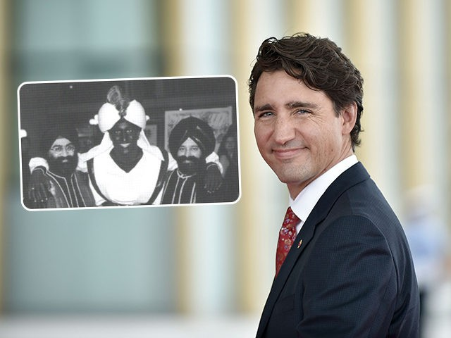Party-Goer: Justin Trudeau's Blackface Costume 'Staggering,' 'Stood Out'