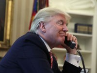 Trump Releases Transcript of First Call with Ukrainian President