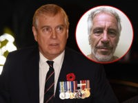 Report: Charities Dump Prince Andrew over Links to Jeffrey Epstein