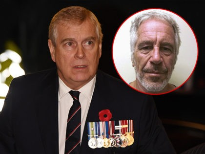 Report: Prince Andrew 'Considering Second Interview' on Jeffrey Epstein to Really 'Set Things Right'