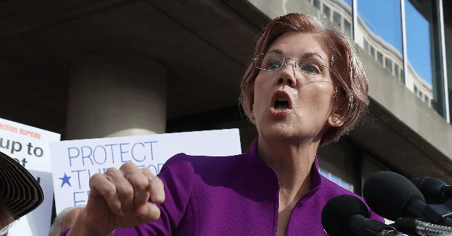 photo image Elizabeth Warren Joins Other Democrats Calling for Justice Brett Kavanaugh's Impeachment