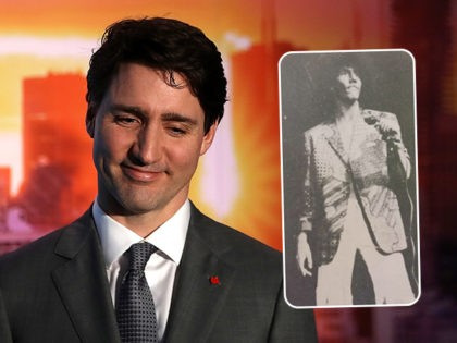 Delingpole: Justin Trudeau in Blackface Has Made Satire Redundant