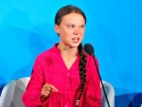 Greta Thunberg Endorses Joe Biden for President