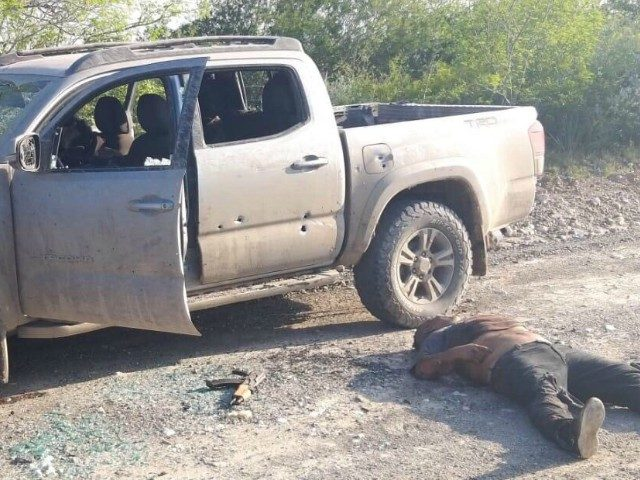 Gulf Cartel Shootout