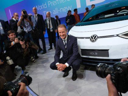Herbert Diess Chairman of Volkswagen