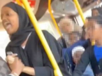Khan's London: Hijabi Woman Racially Abuses Indian Man in Multicultural Capital