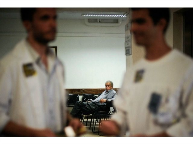 A hospital waiting room. Photo: Patricia De Melo Moreira/AFP/Getty Images