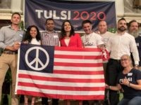 Tulsi Gabbard Fundraises off 'Saudi Arabia's Bitch' Remark