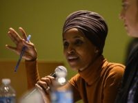 Ilhan Omar (Stephen Maturen / Getty)