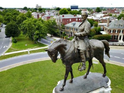 Jefferson Davis, Confederate-Monuments