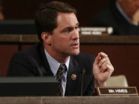 "FILE - In this June 18, 2013 file photo, Rep. Jim Himes, D-Conn. speaks on Capitol Hill in Washington. U.S. Olympic medal winners will soon get a tax break, but not everyone thinks getting rid of the so-called victory tax is a good idea. ""I promise you, this is bad …"