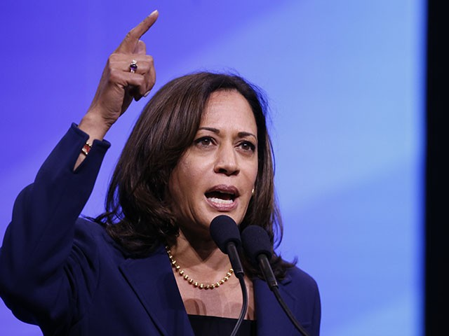 Kamala Harris Calls for Brett Kavanaugh to Be Impeached