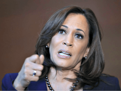 Kamala Harris: I Dare 'Pathetic' Lawmakers to View Autopsy Photos of School Shooting Victims