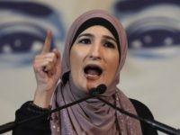 Linda Sarsour (John Moore / Getty)