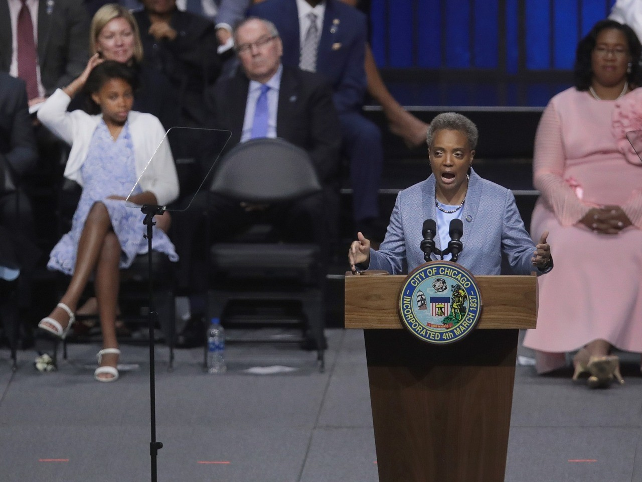 At Least 25 Shot, 7 Killed, in Democrat-Controlled Chicago