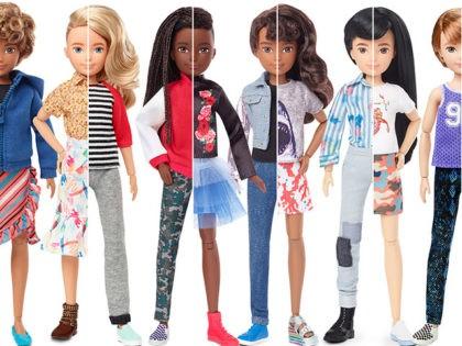 Mattel Creatable World doll line