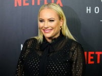 WASHINGTON, DC - NOVEMBER 13: Meghan McCain, Co-Host of 'The View', at the Netflix 'Medal of Honor' screening and panel discussion at the US Navy Memorial Burke Theater on November 13, 2018 in Washington, DC. (Photo by Tasos Katopodis/Getty Images for Netflix)