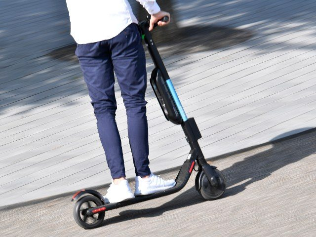 Mercedes scooter
