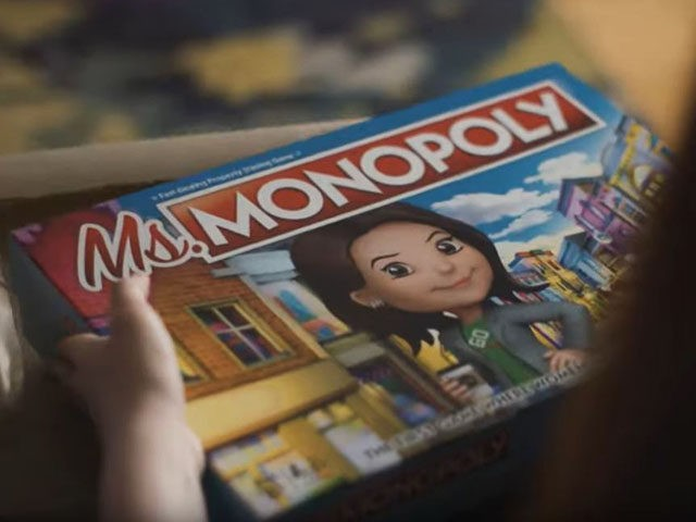 New 'Monopoly' game will pay female players more than males