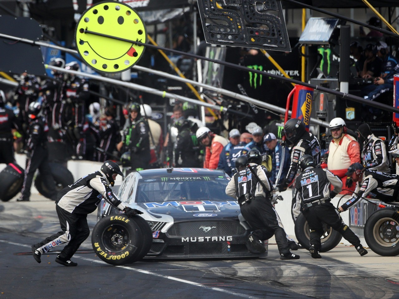 NASCAR Shifts on Guns, Rejects Ad Showing Semiautomatic Rifle