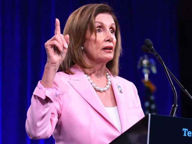 Nancy Pelosi (Josh Edelson / AFP / Getty)