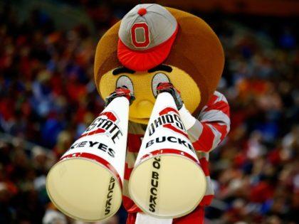 OSU mascot Brutus Buckeye