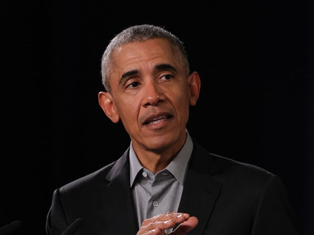 Barack Obama: Pro-Trump 'Evangelical Hispanics' Care More About Abortion than 'Cages'