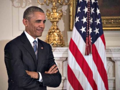 Obama Folded Arms